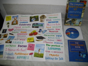 John Assaraf's Vision Board Kit [image]