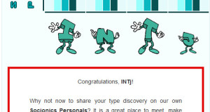Free Personality Test Results