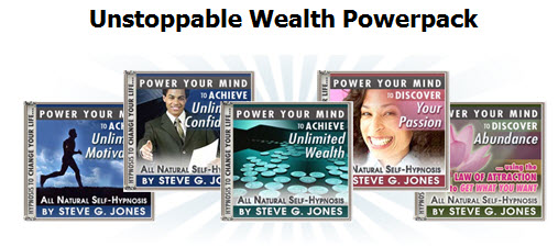 Unstoppable Wealth MP3s