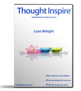 Thoughts Inspire Weight loss
