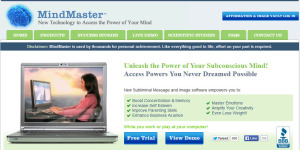 Mindmaster Free Trial Page