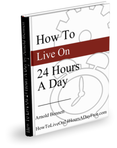 Free ebook on Time Management