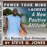Positive attitude hypnosis session
