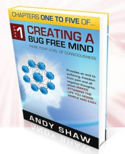 5 free chapters of bug free mind